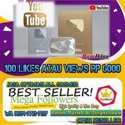 Likes Youtube 100 Like Atau 100 Views (28274423) di Kota Jakarta Utara