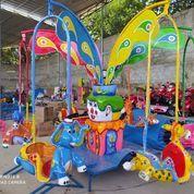 Pabrik Odong-Odong Komedi Safari Gerobak L05 (28281751) di Kab. Kotawaringin Barat