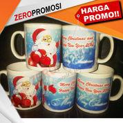 Hadiah Mug Untuk Souvenir Natal (28288071) di Kota Tangerang