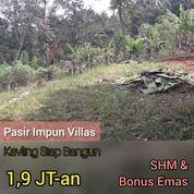 Harga Paling Terjangkau Di Bandung Tanah Kavling Pasir Impun Villas (28290463) di Kota Bandung