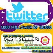 Tambah Followers Twitter (28291279) di Kota Jakarta Utara