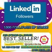 Tambah Followers Linkedin Profil (28291287) di Kota Jakarta Utara