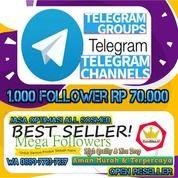 Followers Telegram Atau Tambah Member Telegram (28291463) di Kota Jakarta Utara