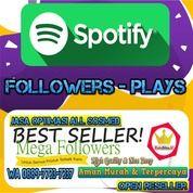 Followers Spotify (28291539) di Kota Jakarta Utara