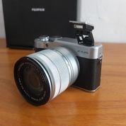 Ready Stok Fujifilm X-A20 Kit 15-45mm Garansi 1 Tahun (28305455) di Kota Jakarta Selatan