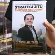 BUKU STRATEGI JITU BISNIS RECOVERY COACH DR FAHMI (28314163) di Kota Malang