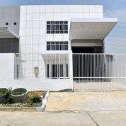 Gudang Baru 462 Meter Kawasan Industri Delta Silicon Lippo Cikarang (28320115) di Kab. Bekasi