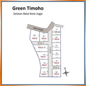 Tanah Kapling Green Timoho Pusat Kota Jogja: Cicilan 12 X Tanpa Bunga (28324583) di Kota Yogyakarta