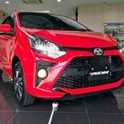 TOYOTA AGYA TIPE G MERAH (28327663) di Kota Surabaya