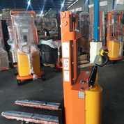 Full Elektrik Stacker Dalton Type ZDYC 1 Ton Tinggi 2,5 Meter Dan 3,5 Meter (28349879) di Kota Batam