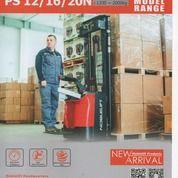 Hand Stacker Forklift Electric Battery Ramah Lingkungan Tanpa Polusi (28351767) di Kab. Tangerang