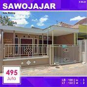 Rumah Murah Luas 122 Di Sawojajar 2 Kota Malang _ 494.20 (28353283) di Kota Malang