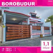 Rumah Furnished Luas 126 Di Borobudur Agung Sukarno Hatta Kota Malang _ 496.20 (28353551) di Kota Malang