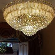 Lampu Kristal Bohemia Bulat (28355307) di Kota Jakarta Timur