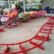 Kereta Lantai Minicoaster Odong2 Putar Full Fiber L05 (28359607) di Kab. Gunung Mas