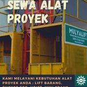 Sewa Alat Proyek (Lift Barang 2Ton Double Cabin) (28370203) di Kab. Malinau