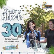 Transera Waterpark Promo Heboh 30 Ribu (28379027) di Kota Jakarta Selatan