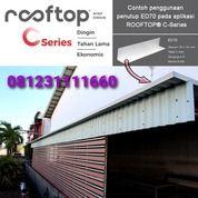 Harga Atap PVC Rooftop C-Series 12 Mm Permeter Termurah Surabaya (28382463) di Kota Surabaya