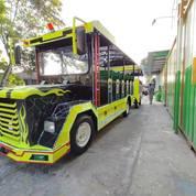 Kereta Mini Wisata Odong Odong Mobil Wahana Free Desain (28384443) di Kota Pangkal Pinang