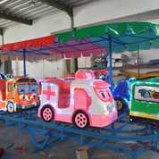 Odong Odong Kereta Panggung Robocar Tayo (28389231) di Kab. Mesuji