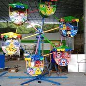 Kincir Mini Odong 2 Bianglala Plat Wahana Mainan Full Set (28389763) di Kab. Aceh Selatan