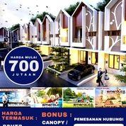 Rumah Mewah 2Lantai Cluster Fasilitas Kolam Renang Dekat Stasiun KRL Harga Promosi (28393359) di Kota Tangerang Selatan