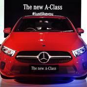 All New Mercedes Benz A200 Mobil Eropa Murah Mewah Berkelas (28396115) di Kota Bandung