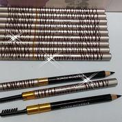 eyebrow naked 8 motif loreng + sikat warna hitam (2839667) di Kota Magelang