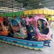 Odong Ododng Kereta Panggung Fiber Heli Kondisi Baru Murahhhhhh (28403815) di Kota Lubuk Linggau