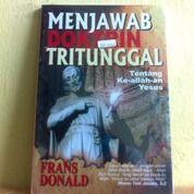 Buku Menjawab Doktrin Tritunggal Tentang Ke-Allah-An Yesus (28423107) di Kota Semarang