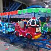 Kereta Panggung Odong Odong Robocar Tayo Full Fiber (28433179) di Kab. Tanjung Jabung Barat