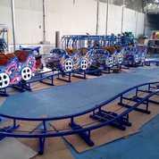 Kereta Lantai Mini Coaster Wahana Odong EK (28437783) di Kab. Buru