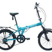Sepeda Lipat United Quest 2020 Size 20 Inch (28438827) di Kota Tangerang Selatan