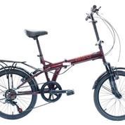 Sepeda Lipat United Quest 20 Inch 2020 (28438927) di Kota Tangerang Selatan