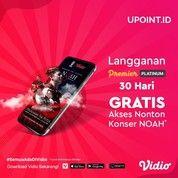 UPoint.id Langganan Vidio Premier Platinum 30 Hari - GRATIS Akses Nonton Konser NOAH (28440771) di Kota Jakarta Selatan