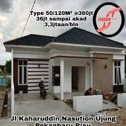 Rumah Murah Di Kaharuddin Nasution Ujung Pekanbaru Riau (28441675) di Kab. Kampar