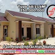 Rumah Paling Murah Di Bringin Air Hitam Pekanbaru Riau (28441743) di Kota Pekanbaru