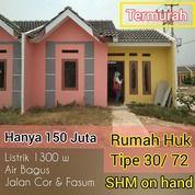 Rumah Huk Strategis Harga Sangat Terjangkau Karawang Timur (28442171) di Kab. Karawang