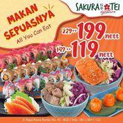 Sakura Tei All You Can Eat Promo Special Price (28447283) di Kota Jakarta Selatan