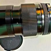 2 Unit Lensa Zoom 210 Mm Dan Fix 135 Mm CANON SLR Dan Blitz Murah Jarang Pakai (Bisa Satuan) (28449155) di Kota Jakarta Utara