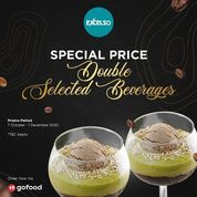 Excelso Coffee Special Price Double Selected Beverages (28462559) di Kota Jakarta Selatan