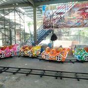 Kereta Lantai Mini Coaster Rel Lantai Odong (28464155) di Kab. Karawang
