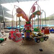 Odong Odong Komedi Putar Safari Carousell Ek Kartun Lucu (28466063) di Kab. Belitung Timur