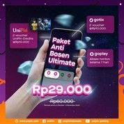 UniPin Promo Nonton konser online di GoTix, dan nonton film di GoPlay. Cuma bayar Rp29.000* (28468239) di Kota Jakarta Selatan