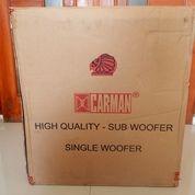 Subwoofer Karaoke Aktif 12 Inc CARMAN Fresh Katapang Kabupaten Bandung (28472807) di Kab. Bandung