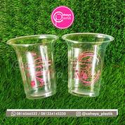 Sablon Cup 12 Oz 6 Gram GKI Tanpa Tutup (KEMASAN KOPI KEKINIAN) (28473259) di Kota Malang