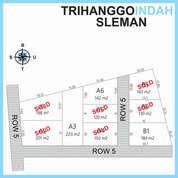 Tanah Trihanggo Indah Sleman, Siap AJB: Cicil 12 X Tanpa Bunga (28475899) di Kab. Sleman