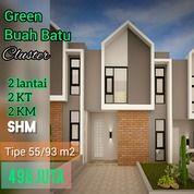 Rumah 2 Lantai Hanya 12 Menit Dari Transmart Buah Batu (28476155) di Kota Bandung