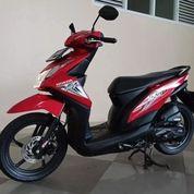 Honda Beat Fi 2016 Merah Sangat Terawat (28481659) di Kota Bandung