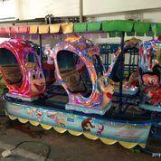 Kereta Panggung Odong Fiber Heli Termurah (28486383) di Kab. Magetan